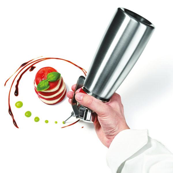 Emulsionneur Kisag iSi Siphon