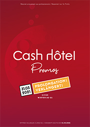 cash-hotel promotion hiver 2020-2021